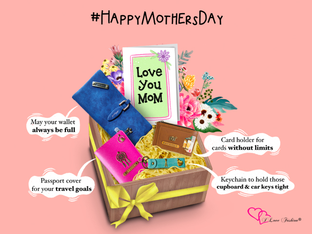 Let's celebrate this day : in Mom's way
