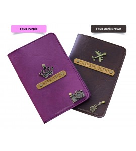 Buy Duo Passport covers Online at ILoveFashion