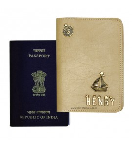 Buy Beige Passport Cover (Vintage) Online at ILoveFashion