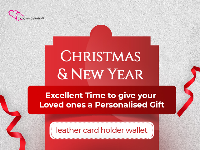 Christmas and New Year - Excellent Time to give your Loved ones a Personalized Gifts