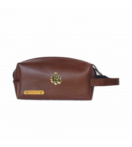 Buy Chocolate Brown Multipurpose Pouch Online at ILoveFashion