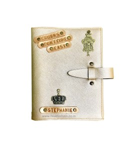 Buy Matt Gold Personalised Diary Online at ILoveFashion
