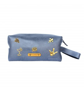 Buy Grey Multipurpose Pouch Online at ILoveFashion