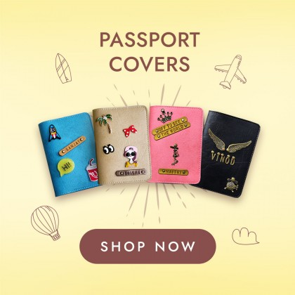 Passport covers (90)